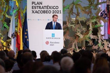 La Xunta espera crear más de 11.500 empleos y superar los 9,3 millones de visitantes por el Año Santo