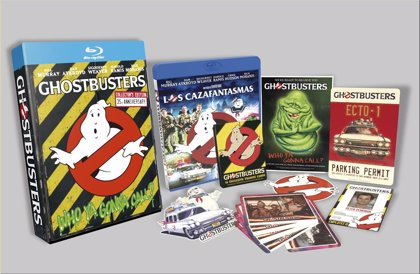 Celebra a lo grande el 35 aniversario de Cazafantasmas con sus brutales ediciones coleccionista