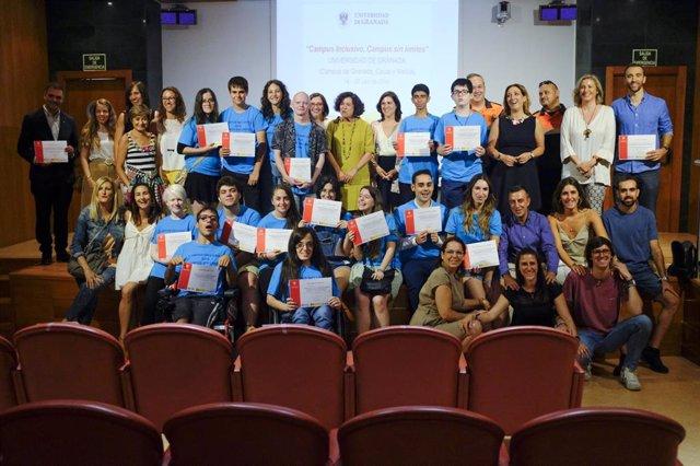 Clausura Campus inclusivo