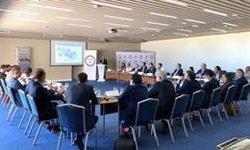CaixaBank celebra la segona edició dels debats 'Le Cercle' a Tànger (Marroc) (CAIXABANK)