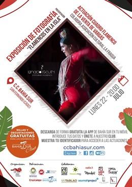 La presentación de esta exposición estará acompañada de la actuación del cuadro flamenco de la Venta de Vargas, que ofrecerá el mejor cante, baile y toque de la isla de San Fernando.