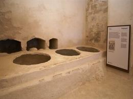 Panells informatius en 3D al castell de Miravet
