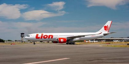 Lion Air recibe su primer A330-900