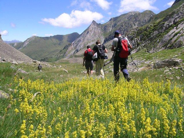 Once festivales de senderismo buscan dar a conocer rincones desconocidos del Pirineo catalán