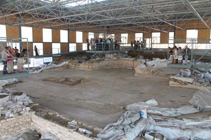La villa romana de Noheda en Cuenca abre sus puertas 'sine die'