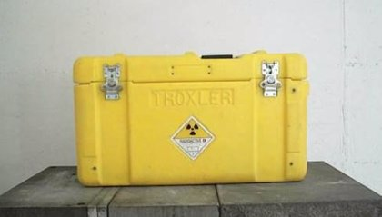 Roban una camioneta con material radiactivo en Santiago de Chile