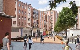 Vitoria adjudica con casi un millón de euros los trabajos para peatonalizar la calle Médico Tornay