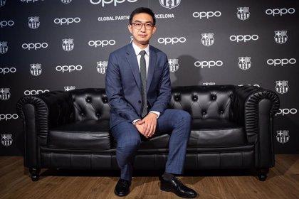 """Sun (Oppo) considera España un mercado clave: """"Por eso escogimos Barcelona"""""""