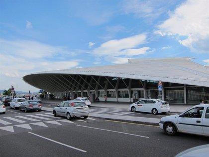 Desconvocadas las huelgas de los trabajadores de Aena en el aeropuerto de Bilbao tras alcanzarse un acuerdo