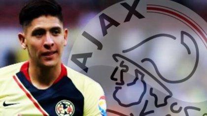 El Ajax de Holanda contrata al defensor mexicano Edson Álvarez por cinco años