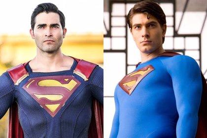 Dos Superman en Crisis en las Tierras Infinitas: Brandon Routh y Tyler Hoechlin juntos en el Arrowverso