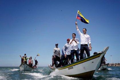 """Guaidó avisa a los venezolanos de que vienen """"días duros"""" porque """"no hay soluciones mágicas"""""""