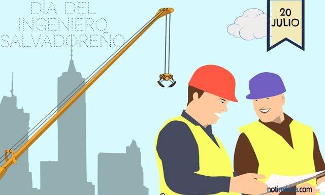 Día del Ingeniero Salvadoreño
