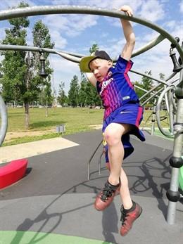 El juego cotidiano y las actividades desarrollan las habilidades motoras de los niños.