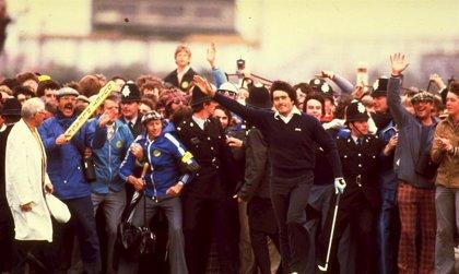 El golf español celebra 40 años de su primer 'major', la magia de Seve en el British Open