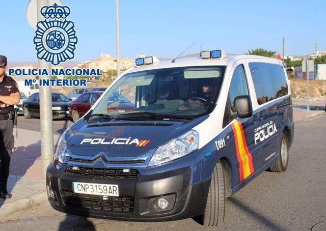 """Nota De Prensa: """"Agentes De La Policía Nacional Detienen """"In Fraganti"""" A Un Varón Durante Un Dispositivo Preventivo Sobre Robos En Vehículos"""""""
