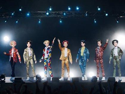 Mattel da la bienvenida a los muñecos de la exitosa banda surcoreana BTS