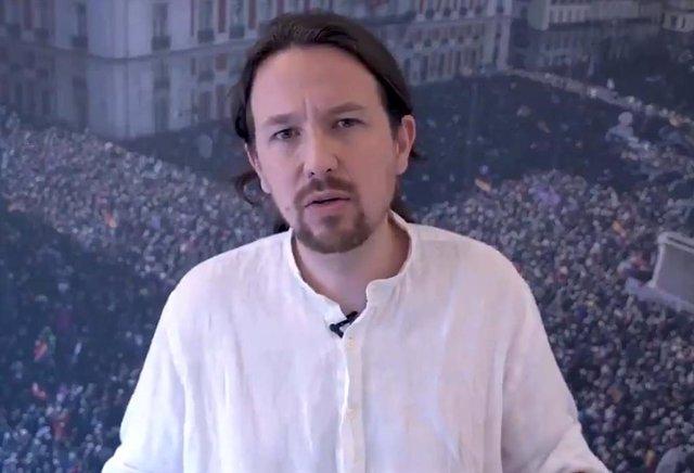 Pablo Iglesias comunica a Sánchez que renuncia a estar en el Gobierno de coalición si no hay más vetos