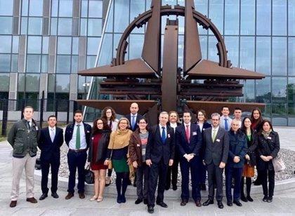 Los alumnos del Máster en Derecho Militar de la UCAM podrán completar su formación en el Cuartel General de la OTAN