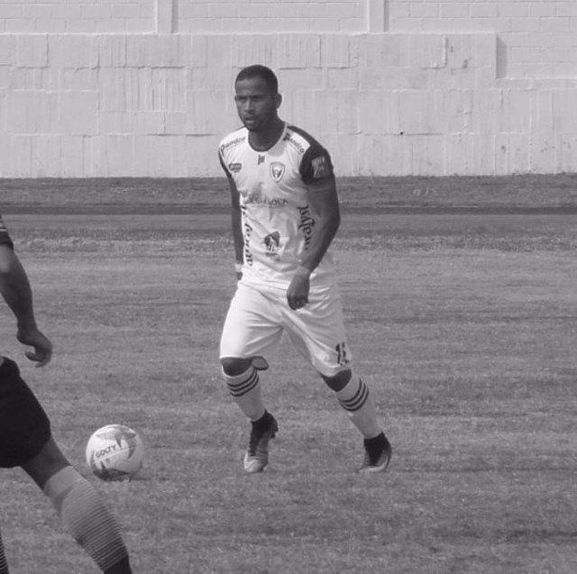 El futbolista venezolano fallecido, Gerardo Mendoza