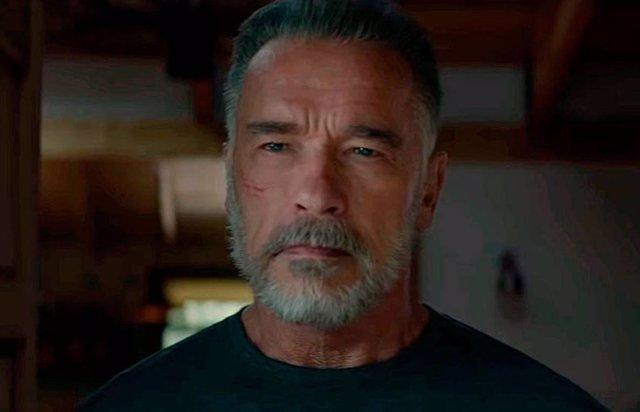 Arnold Schwarzenegger en Terminator 6