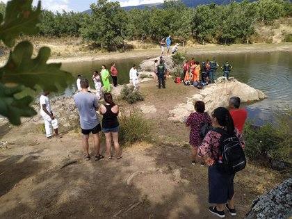 Buscan a un menor de 15 años que se ha ahogado en el pantano del Pontón (Segovia)