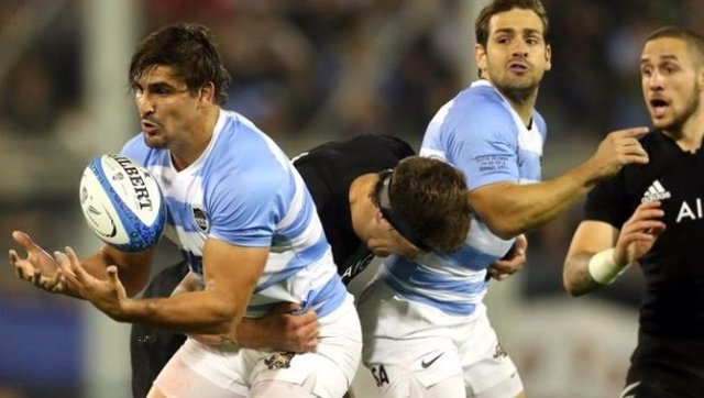EQUIPO ARGENTINO DE RUGBY