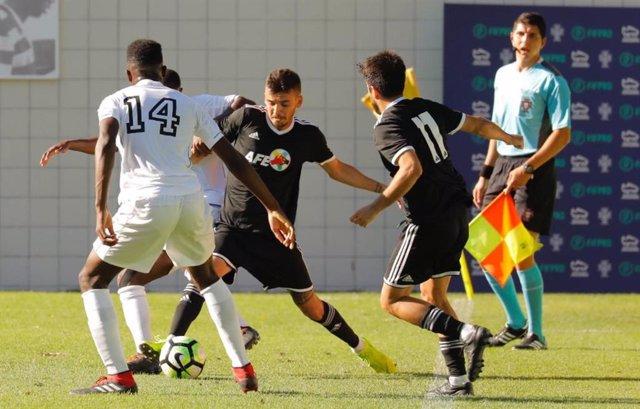 La selección AFE España jugará la final del FIFPro Tournament 2019 ante Holanda