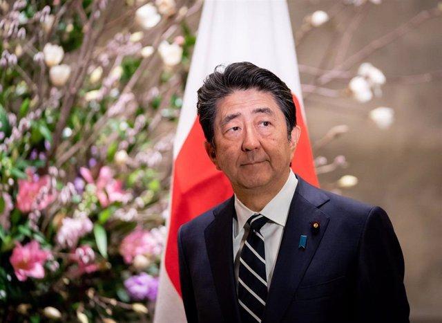Primer ministro japonés, Shinzo Abe