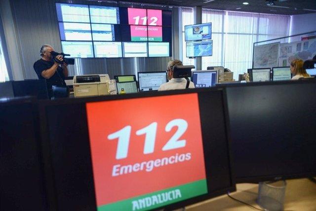 Muere una mujer en el incendio de una vivienda en Cájar (Granada)