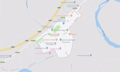 Muere un motorista tras sufrir una caída a la altura del barrio toledano de Azucaica