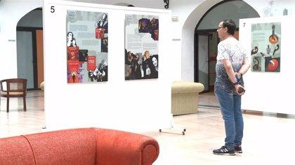 La exposición 'Fado, Patrimonio de la Humanidad' muestra en Badajoz la historia de este género musical