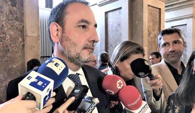 """Espadaler (Units) creu que """"el Govern hauria de ser més cautelós"""" amb el terrorisme gihadista (EUROPA PRESS - Archivo)"""