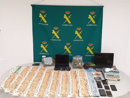 Diez detenidos en una operación contra el tráfico de drogas en Menorca