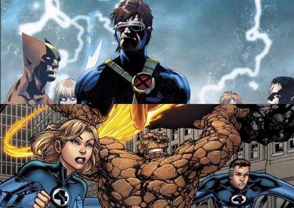 """Marvel trabaja en películas de Los 4 Fantásticos y X-Men para """"devolverlos al nivel que se merecen"""""""