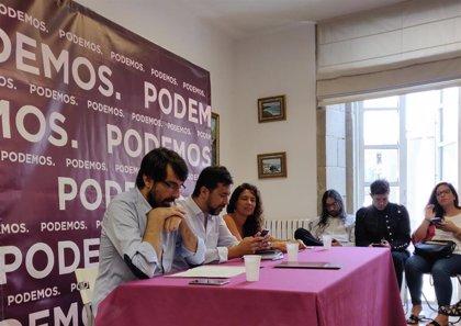 """Gómez-Reino asegura que la presencia de gallegos entre los ministros no supondrá una """"línea roja"""" para formar Gobierno"""
