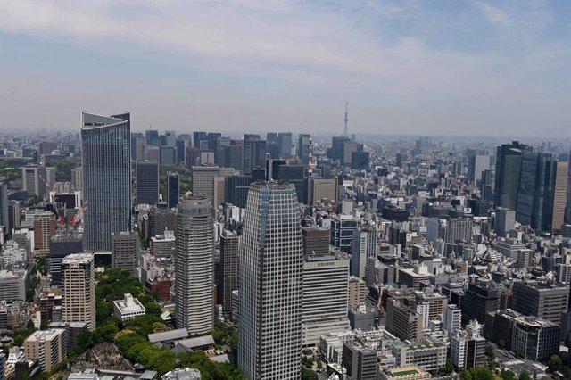 Vista general de Tokio
