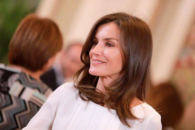La reina Letizia preside este lunes la presentación del Centro Mundial de Valènc