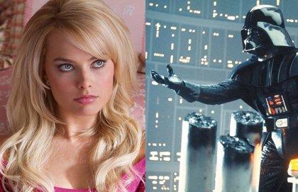 ¿Por qué Margot Robbie nunca ha visto Star Wars?