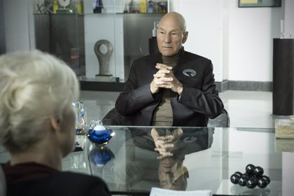 Sir Patrick Stewart regresa al trabajo en el tráiler de Star Trek: Picard, de Amazon Prime Video