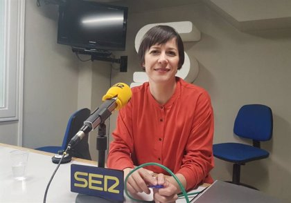 """Ana Pontón reconoce que la alternativa al """"PP de Feijóo"""" pasa por la alianza de la izquierda gallega"""