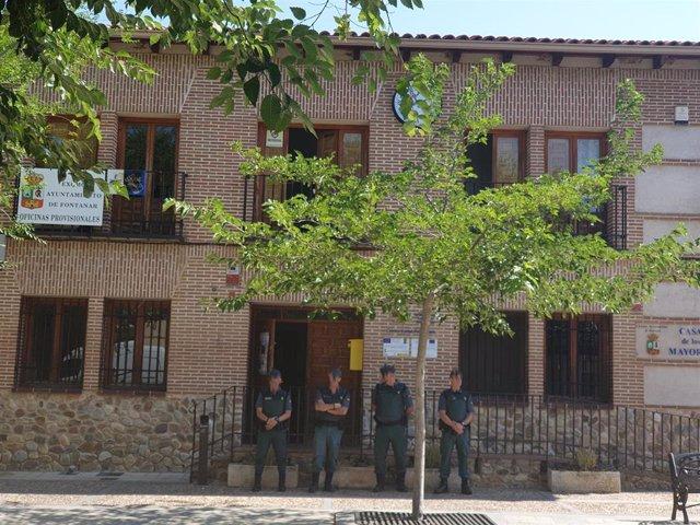 Investigación en el Ayuntamiento de Fontanar.