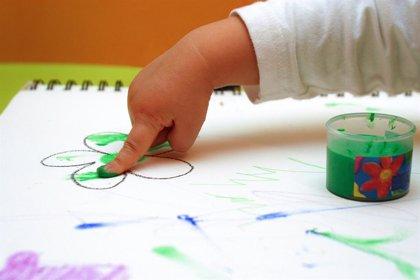 Los preescolares con síntomas de TDAH están menos preparados para empezar en la escuela