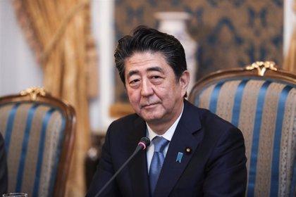 Abe defiende que los resultados electorales abren la puerta al debate sobre la reforma constitucional