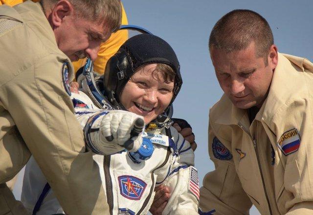 Astronauta de la NASA Anne McClain