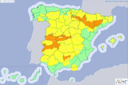 Cantabria supera los 20 grados esta noche