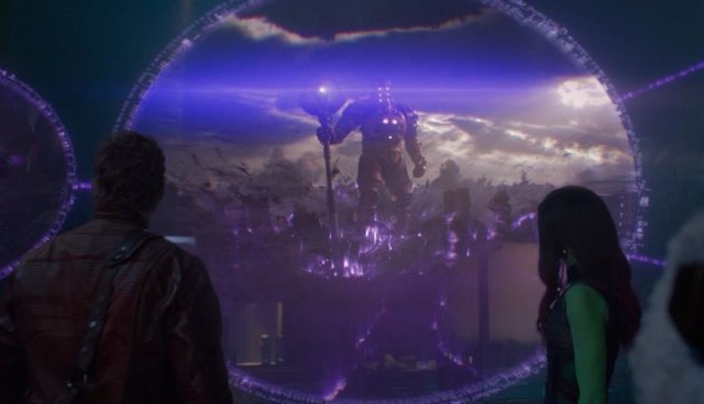 Imagen de Eson, el buscador, en Guardianes de la Galaxia