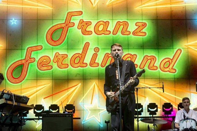 Concierto de Franz Ferdinand en el FIB 2019