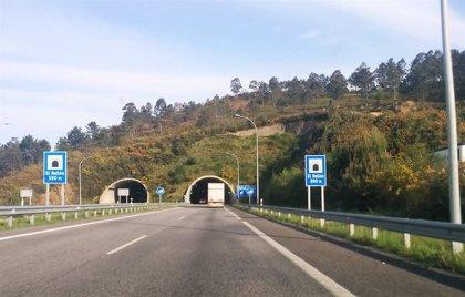 El fin de semana finaliza en las carreteras asturianas con 13 heridos leves y uno grave en 33 accidentes