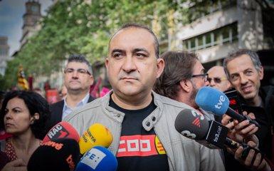 """CC.OO. Catalunya acusa el Govern de Torra de ser el """"menys productiu"""" dels últims 20 anys (David Zorrakino - Europa Press - Archivo)"""
